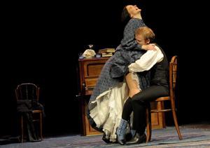 Ana Torrent es Madame Bovary en el teatro Bellas Artes de Madrid