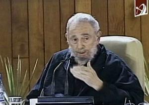 Los lujos de Fidel