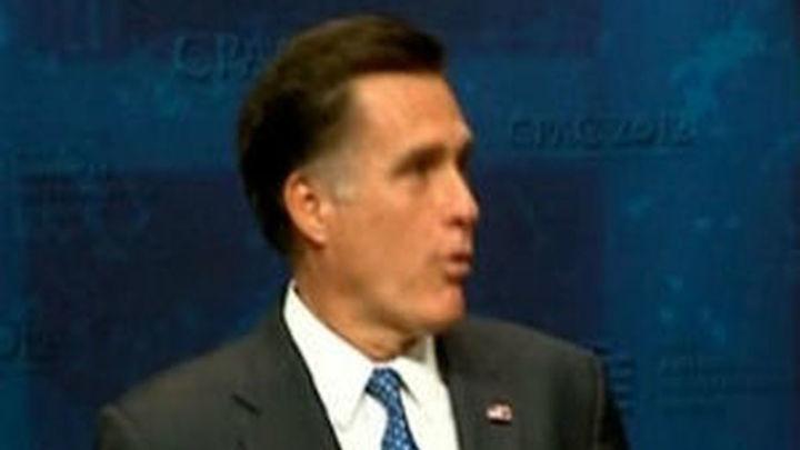 Romney se repone con una victoria en Maine