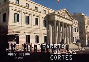 Mi cámara y yo: Las Cortes