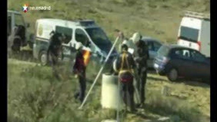 La Policía efectúa un rastreo en la zona de  Camas  buscando el cuerpo de Marta del Castillo