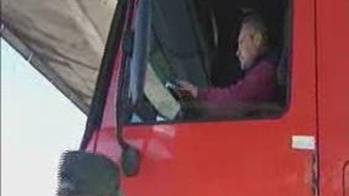 Tráfico intensifica los controles a camiones y furgonetas de reparto
