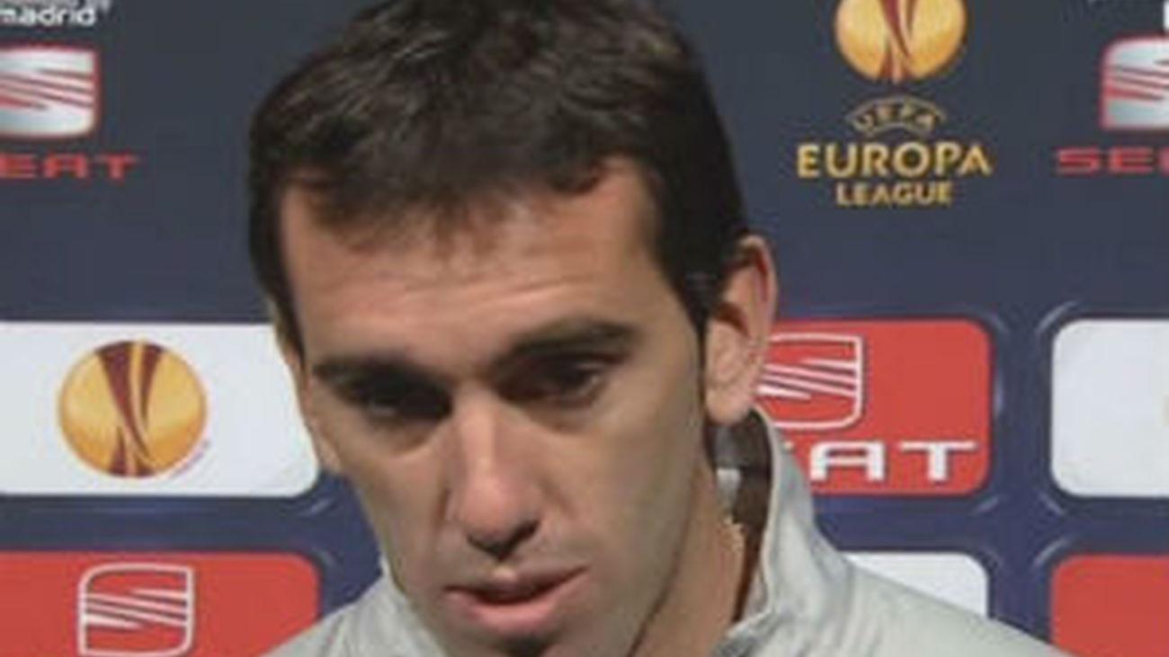 El Atlético de Madrid pàsa con facilidad a octavos de final de la Liga Europa