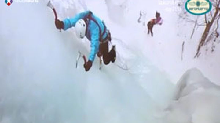 Carlos Soria presenta su expedición al Annapurna