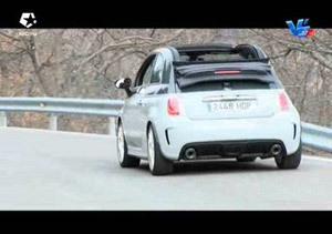 Prueba en carretera del Fiat 500 SS