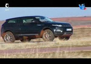 Range Rover Evoque, prueba en carretera