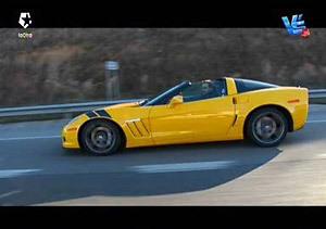 Nos subimos al Chevrolet Corvette Grand Sport
