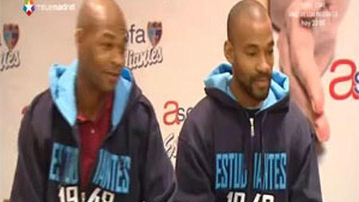 """Tarik y Willie: """"No somos Kobe Bryant ni Wade, pero jugaremos al 100%"""""""