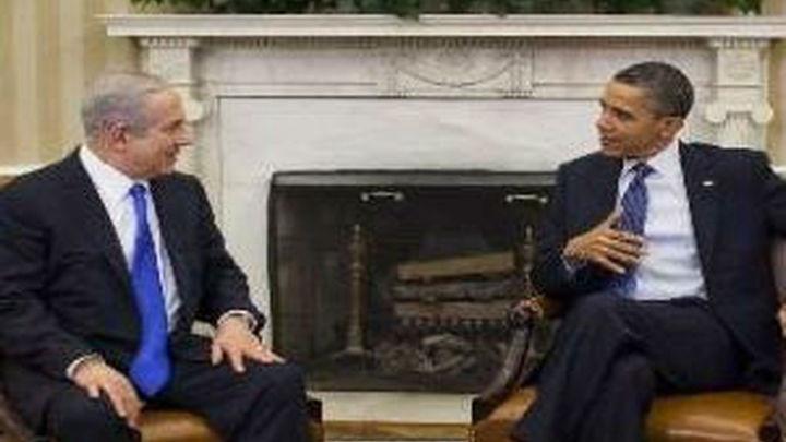 """Obama asegura que EEUU  """"siempre cubrirá las espaldas a Israel"""", frente a Iran"""