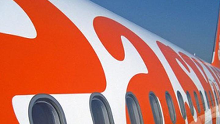 """Las """"low cost"""" aumentan  un 1,4% sus pasajeros en 2012, con 36,6 millones"""