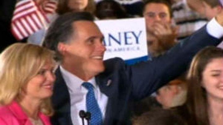 """Romney vence en el estado clave de Ohio pero el """"supermartes"""" no decidió"""