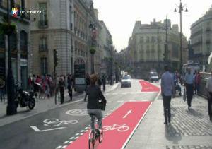 El carril bici Mayor-Alcalá comenzará  a ejecutarse a principios de verano