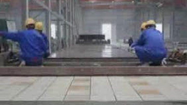 La construcción en China, o cómo levantar una torre de 30 plantas en menos de dos semanas