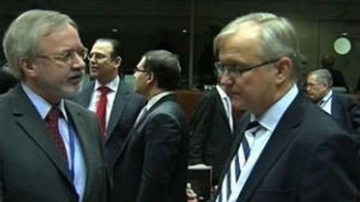 El Eurogrupo rechaza el objetivo de déficit del 5,8% del Gobierno y pide un 0,5% más
