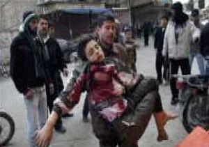 Unicef denuncia el asesinato de niños y mujeres en la ciudad siria de Homs