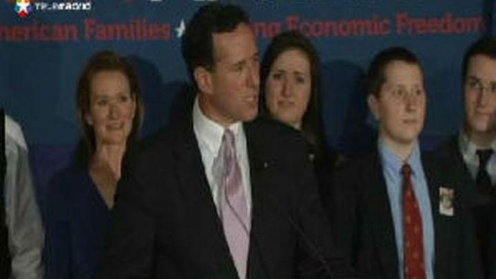 Giro en las primarias republicanas con los triunfos de Santorum en Alabama y Misisipi