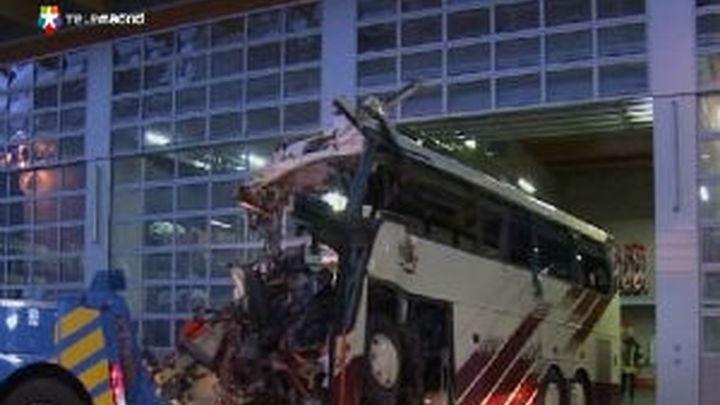 """El equipo de rescate del accidente en Suiza, """"en estado de shock"""" por el horror de la tragedia"""