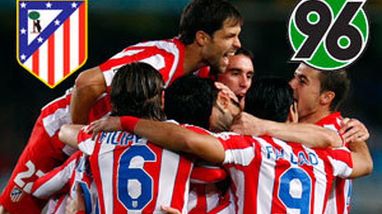 El Hannover, rival del Atlético de Madrid en cuartos de final de la Liga Europa