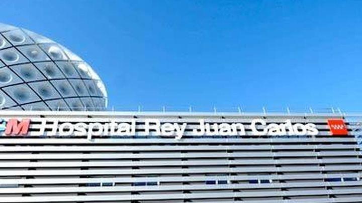 Los Reyes inaugurarán este miércoles el Hospital Rey  Juan Carlos de Móstoles