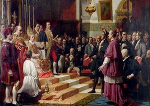 Promulgación de la Constitución de Cádiz, en 1812