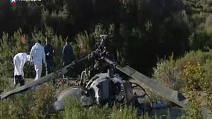 Tres muertos en un accidente de helicóptero en Sevilla
