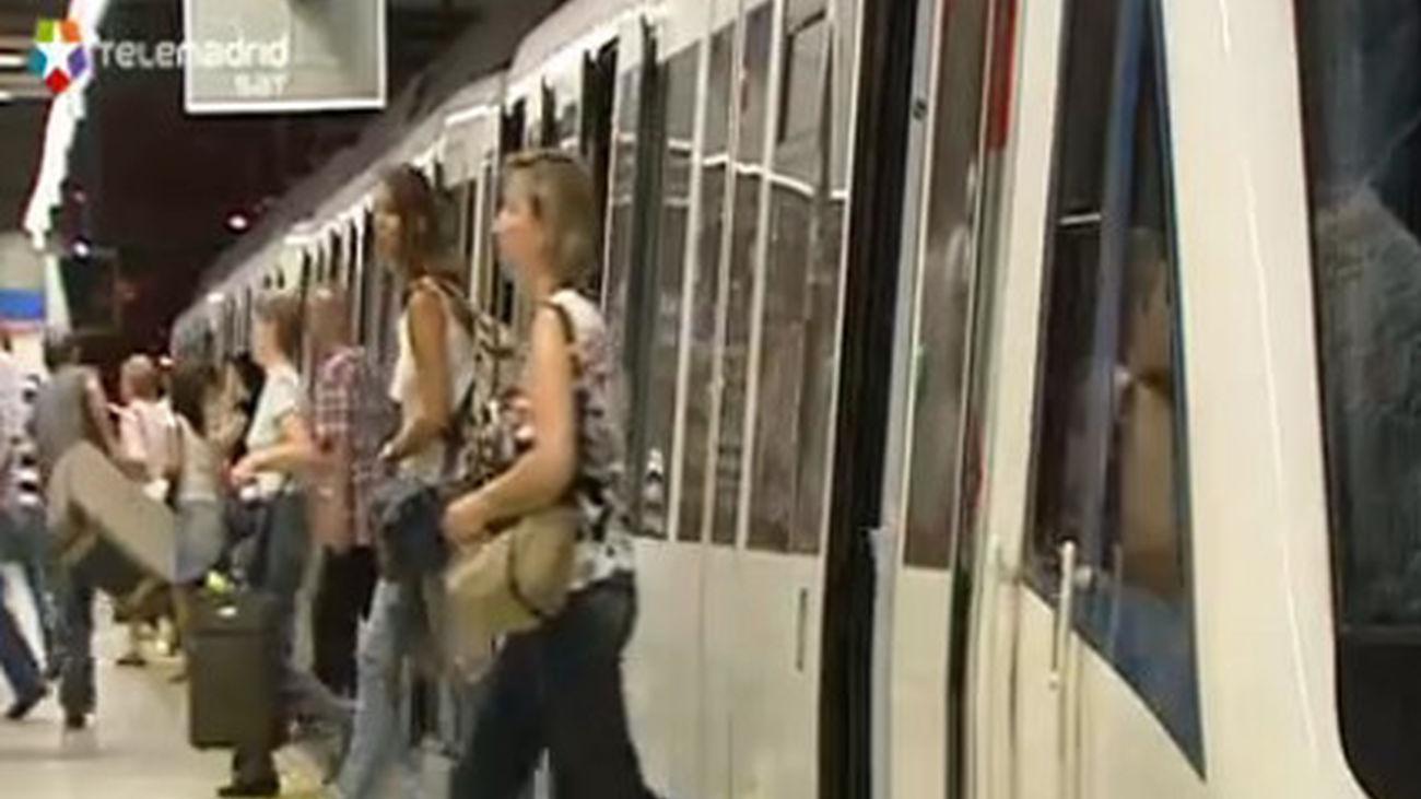 Aplazada la subida del billete sencillo de Metro para más de cinco estaciones