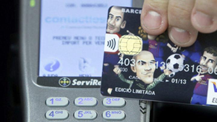 BBVA desplegará la tecnología de pago de tarjeta  sin contacto