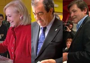 Los tres de Asturias