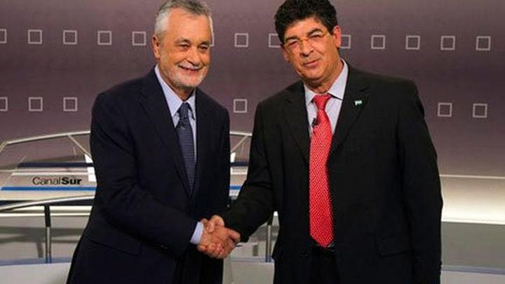 La victoria mínima del PP abre la puerta a un pacto entre el PSOE e IU en Andalucía