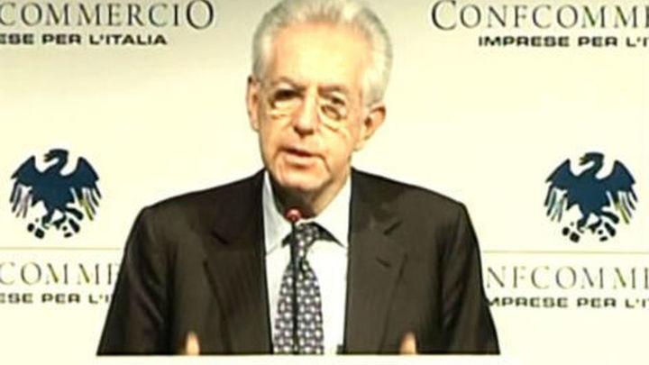 Monti presentará su dimisión tras la aprobación de los Presupuestos