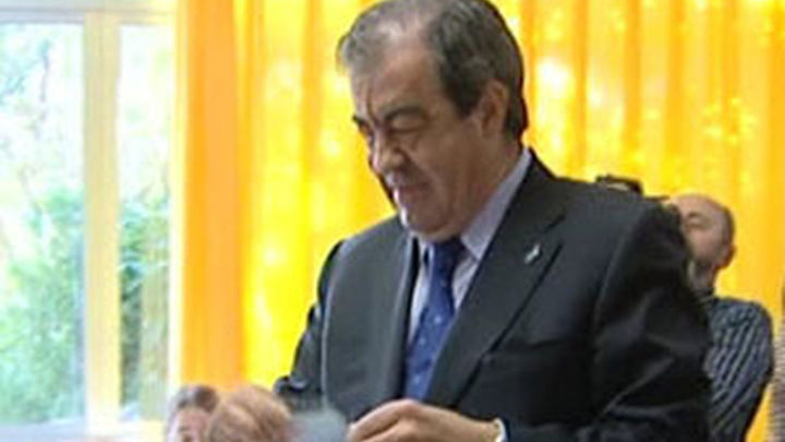 La participación en Asturias cae 8,5 puntos a las 6 de la tarde
