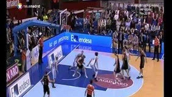 Jornada negra para los equipos madrileños en la ACB