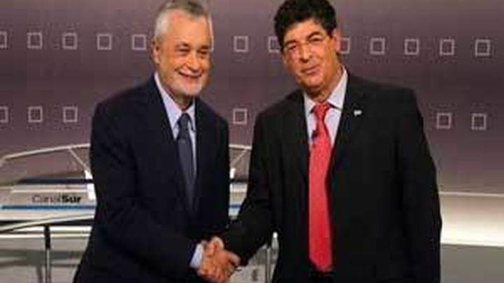 Griñán quiere negociar ya en Andalucía e IU lo condiciona a su programa