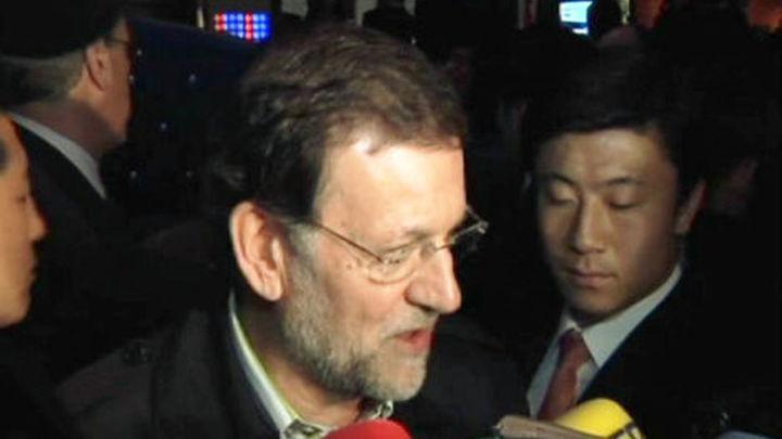 Rajoy, orgulloso del PP andaluz, garantiza que las reformas continuarán