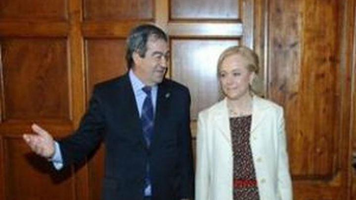 Cascos ofrece al PP un acuerdo abierto sin excluir darle la Presidencia