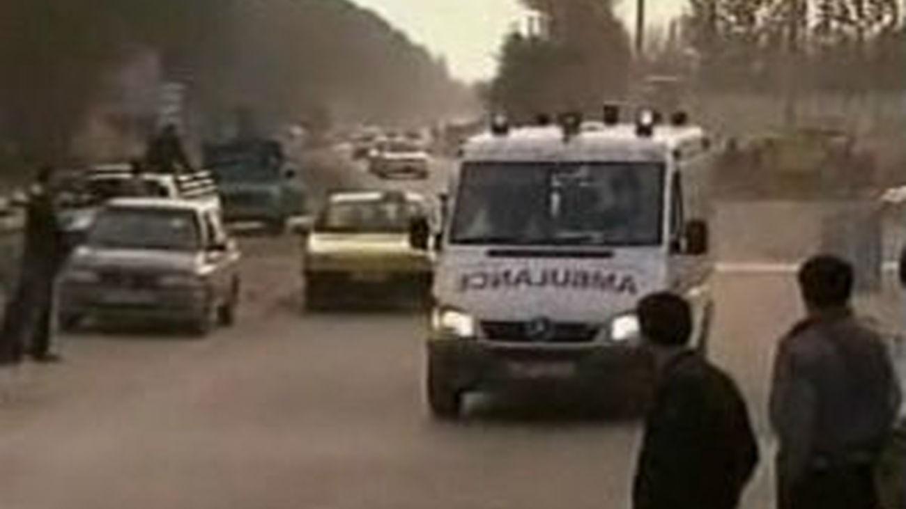 Explosión en el centro de Bagdad durante la inauguración de la cumbre árabe