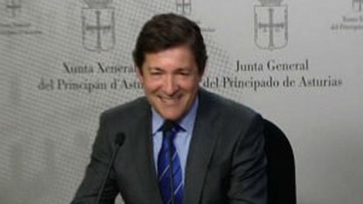 Asturias no tendrá gobierno de concentración y Foro busca acercarse al PP