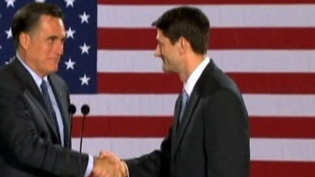 Romney afianza su posición tras ganar en Maryland, Wisconsin y Distrito de Columbia