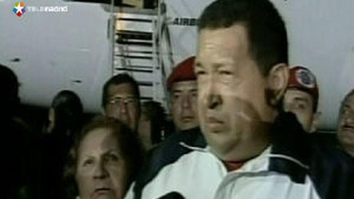 """Chávez sigue en un """"cuadro delicado"""", a 7 días de la asunción presidencial"""