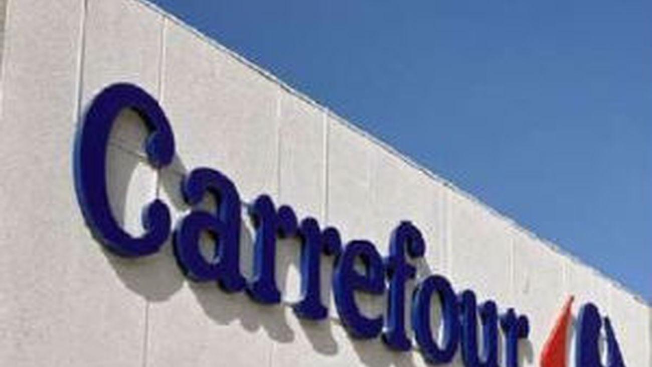 Carrefour congela el sueldo a más de 6.000  trabajadores por menores ventas