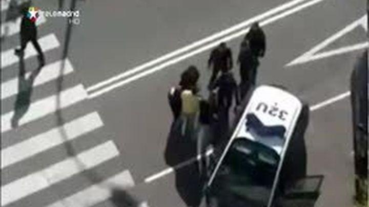 """Detienen en Vallecas al """"Goyito"""" tras una persecución en un coche robado"""