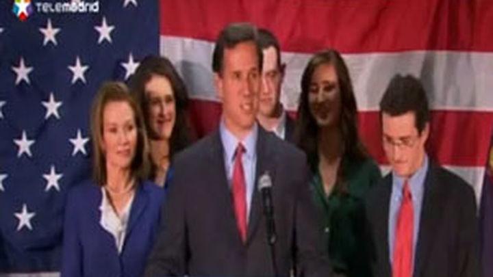 Rick Santorum abandona la carrera por la candidatura presidencial republicana
