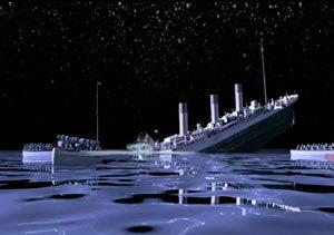 El Titanic en 3D: Extras