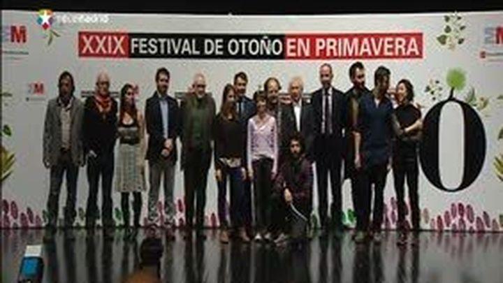 El Festival de Otoño en primavera programa 23 espectáculos con medio millón de euros menos