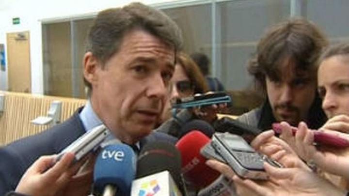 """González: """" la investigación ilegal es práctica reiterada de gobiernos socialistas"""""""