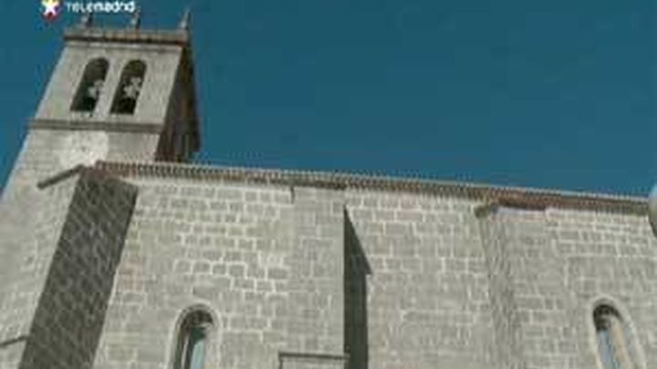 Rehabilitada la cubierta de la Iglesia Parroquial de Robledo de Chavela
