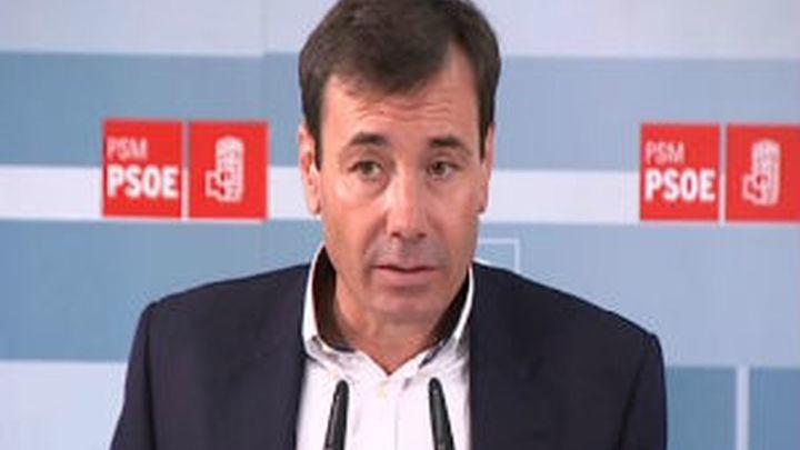 """Gómez acusa al PP de llevar a España a """"la helenización de su economía"""""""