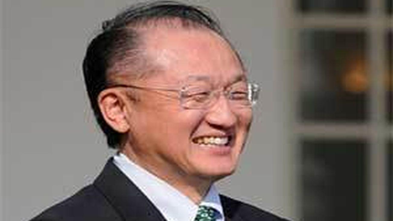 Jim Yong Kim, nuevo presidente del Banco Mundial
