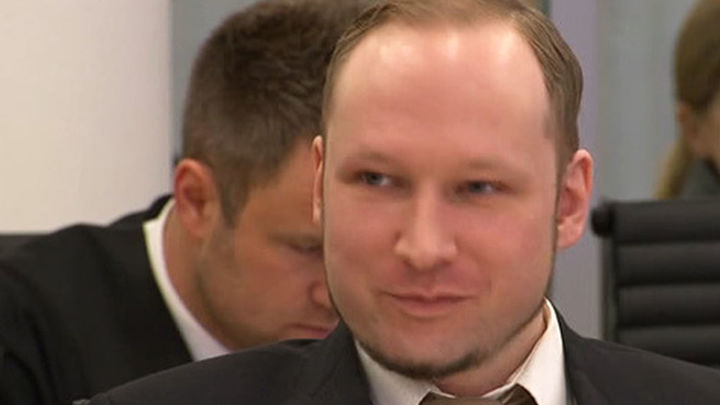 Breivik mantiene contacto postal con simpatizantes de todo el mundo
