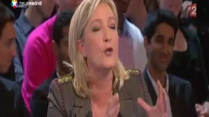 Marine Le Pen busca un rostro más amable para la ultraderecha francesa
